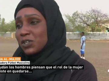 Entrenadora Sudan