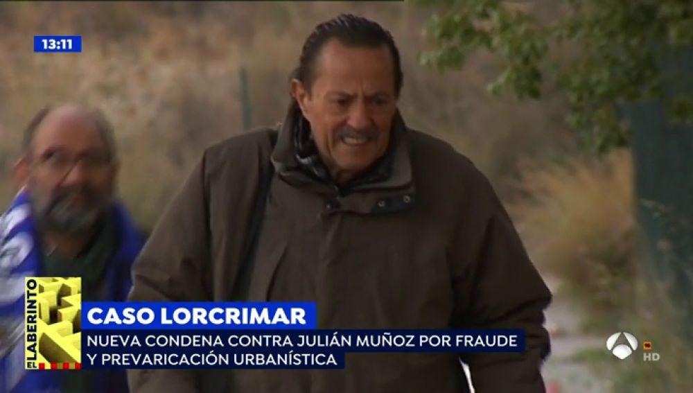 Preocupación por el estado de salud de Julián Muñoz, cuando ha sido condenado a un año y medio de prisión