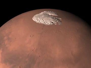 Hablamos con uno de los científicos que ha descubierto agua en Marte