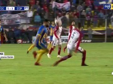 Mario Ricardo, el jugador que perdió un ojo con diez años y ha marcado un gol digno del Premio Puskas