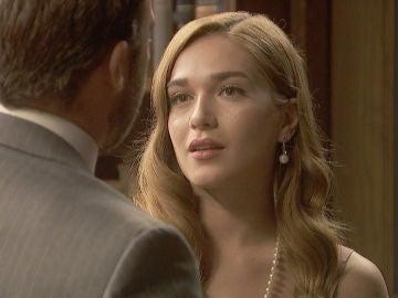 """Julieta, a Fernando: """"Quiero jugar, pero no al ajedrez"""""""