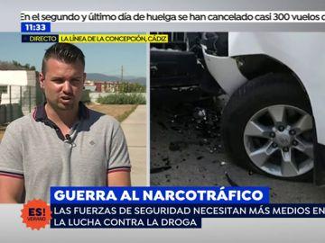 """Javier López, portavoz del Sindicato de Policías, sobre las medidas necesarias: """"Necesitamos ampliar la comisaría y un incentivo económico"""""""
