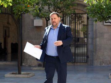 Oriol Junqueras en una imagen de archivo