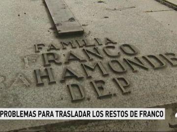 El Ayuntamiento de Ferrol hará pagar los recibos a la familia Franco por la tumba en el cementerio de Catabois