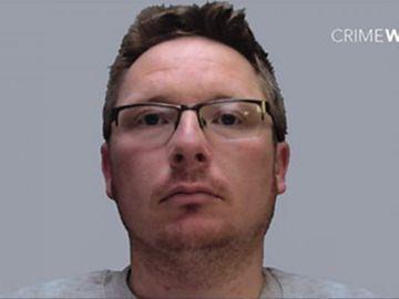 David Daniel Hayes, el pederasta detenido en Granada