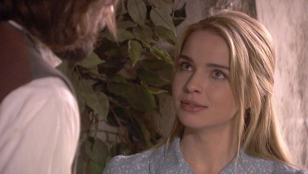 """Antolina, a Isaac: """"El niño es cosa mía, así que olvídate"""""""