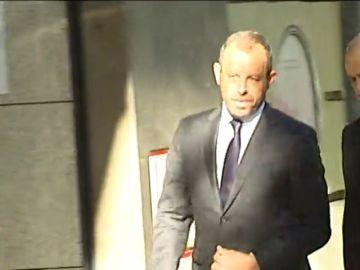 La juez Lamela abre juicio oral contra Sandro Rosell por blanqueo y organización criminal