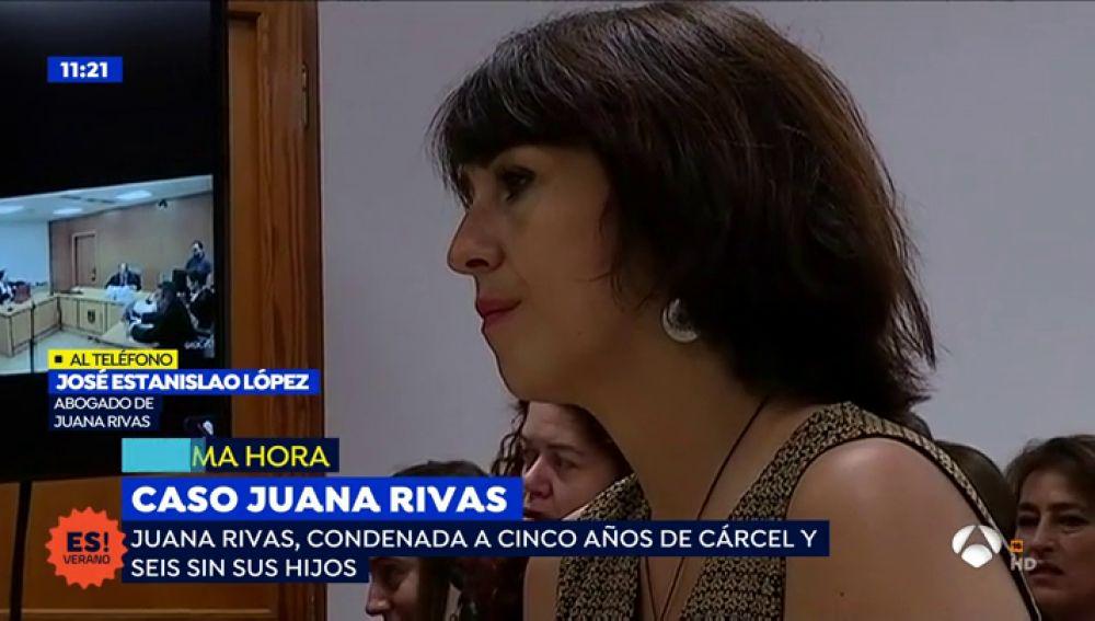 """Espejo Público accede a la condena de Juana Rivas: """"Los episodios de maltrato adolecen de falta de sustento"""""""