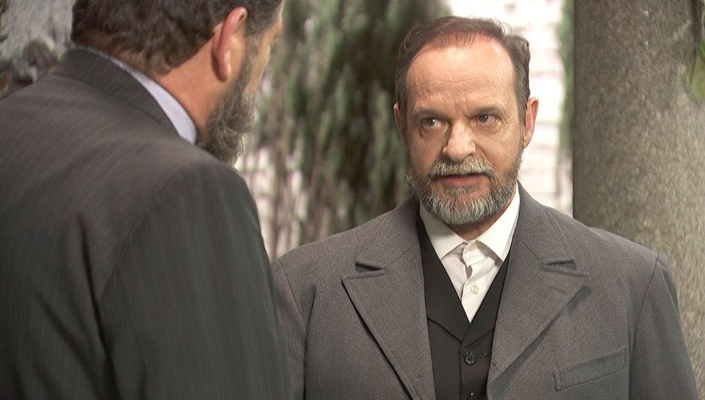Mauricio y Raimundo ultiman los planes para encontrar a Francisca