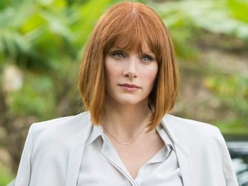 Bryce Dallas Howard en 'Jurasic World'