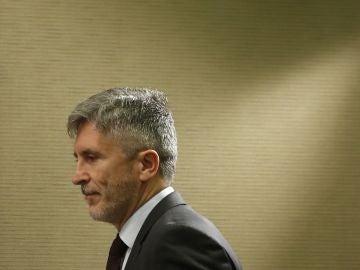 El ministro del Interior, Fernando Grande-Marlaska en una imagen de archivo