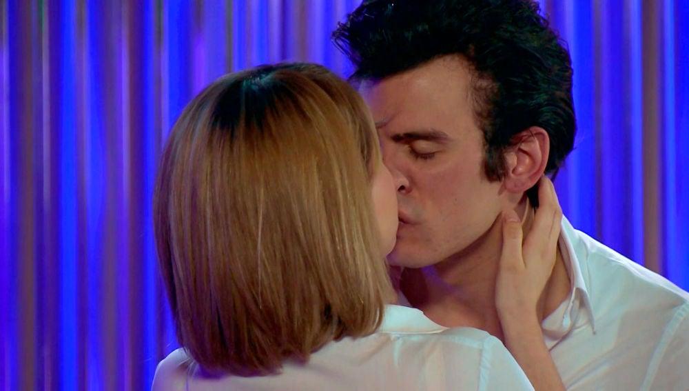 Luisita y Arturo se dejan llevar en la intimidad del King's