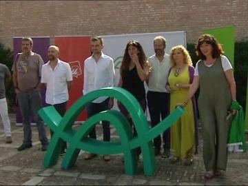 Teresa Rodríguez desafía a la dirección nacional de Podemos y presenta la marca 'Adelante Andalucía'