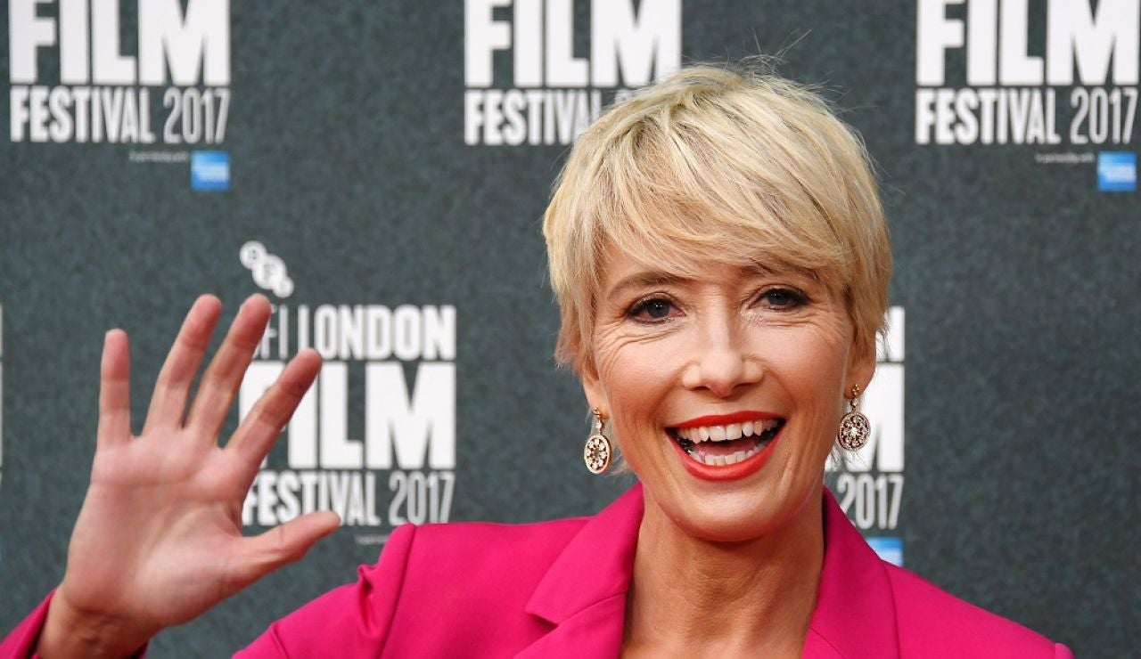 Actriz Emma Thompson
