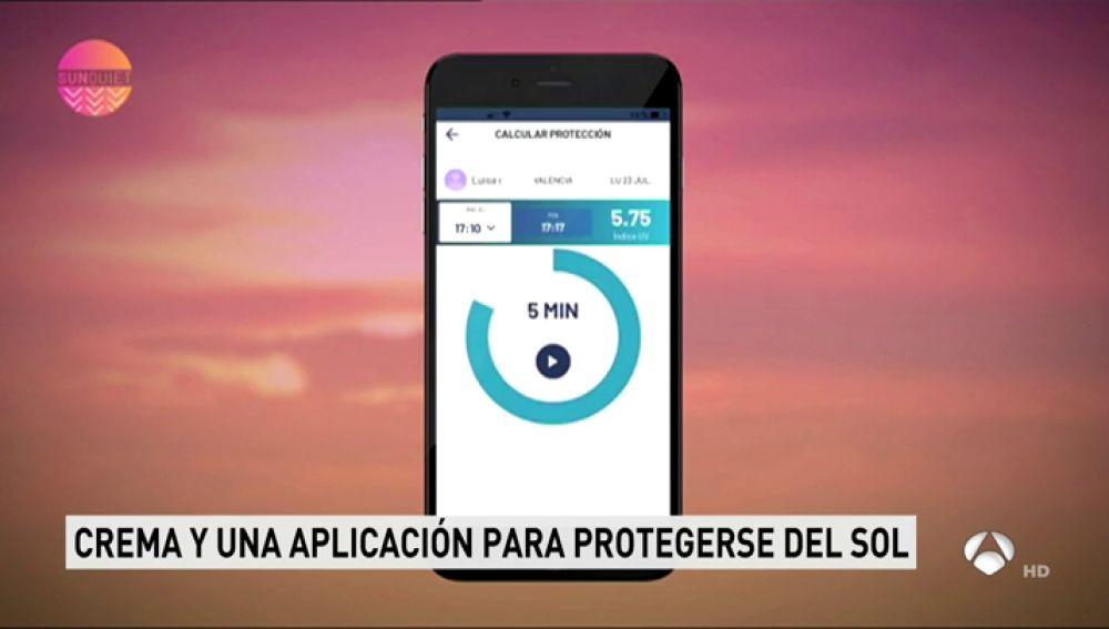 Diseñan una App que calcula cuánto tiempo tarda en quemarse la piel al tomar el sol