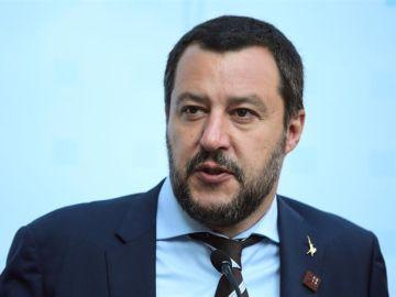 Matteo Salvini, ministro del Interior italiano
