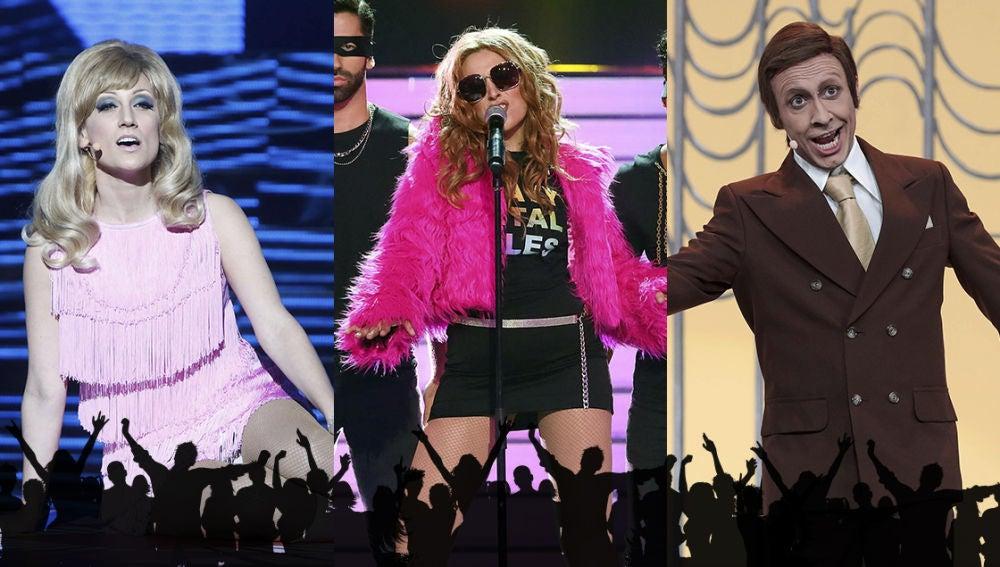 Revive las 10 actuaciones más pegadizas de 'Tu cara me suena'