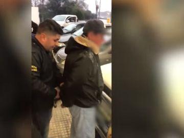 Padre detenido por abusar de sus dos hijas