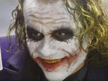Joker en 'El Caballero Oscuro'