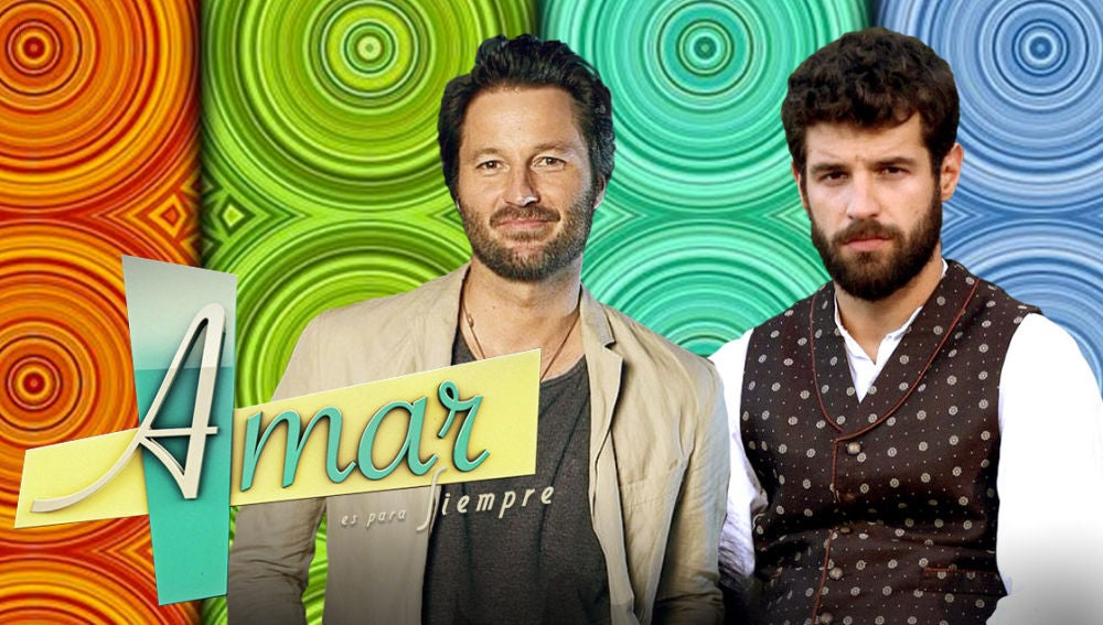 Fernando Andina y Francisco Ortiz se suman al reparto de 'Amar es para siempre'