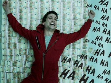 Jaime Lorente destapa la verdad tras la risa de Denver en 'La casa de papel'