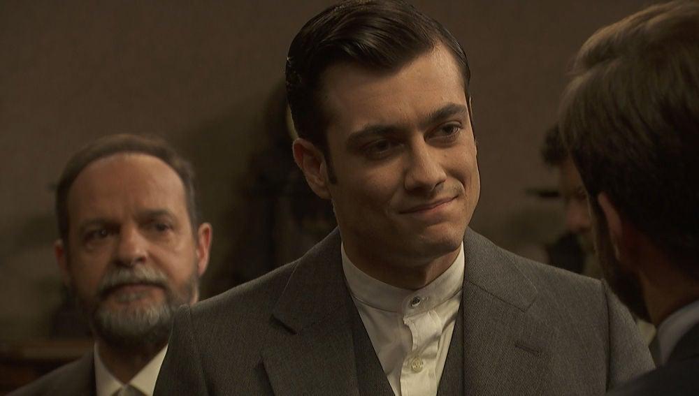 La relación con Julieta, enfrenta a Fernando y Prudencio