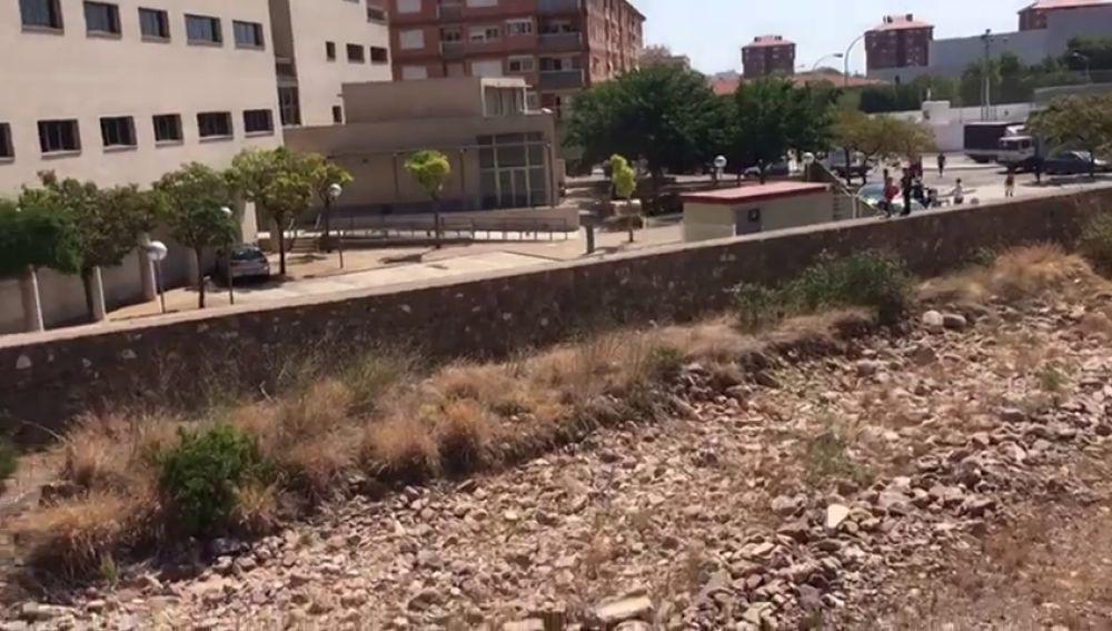 Se escapan los seis toros del encierro de La Vall d'Uxó