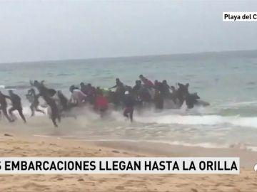 Salvamento Marítimo rescata a 1.500 inmigrantes en sólo cuatro días