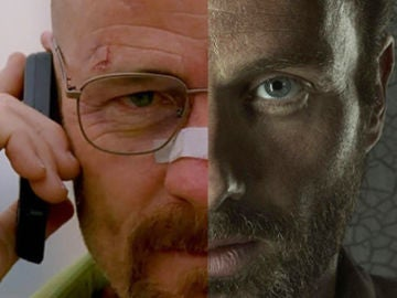 'Breaking Bad' y 'The Walking Dead'