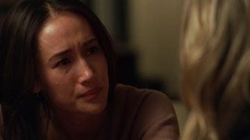 """La agente Beth Davis se angustia por su pasado: """"¿Y si resulta que me ha encontrado?"""""""