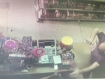 Detenido por robar en ocho tiendas chinas en solo un mes