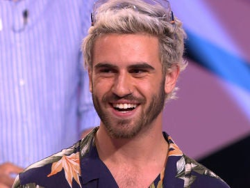 Un concursante consigue los aplausos del público de '¡Boom!' con su imitación a Dani Martín