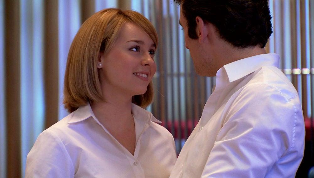 Luisita engatusa a Arturo porque 'un clavo saca otro clavo'