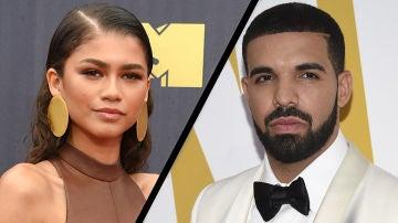 Zendaya y Drake
