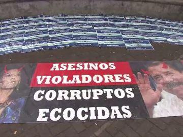 Daniel Ortega pide diálogo y reduce a 195 los muertos en crisis