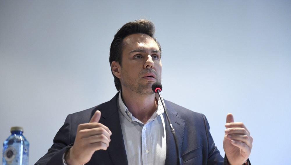 Eduardo Martín, presidente de la patronal de VTC Unauto