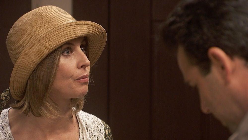 """Adela: """"Se acabó Carmelo, te pongas cómo te pongas se acabó el escolta"""""""