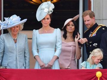 Primeras declaraciones del príncipe Harry sobre Camilla Parker