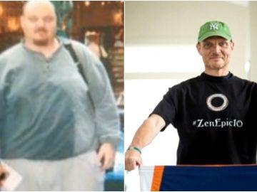 David Clark, antes y después
