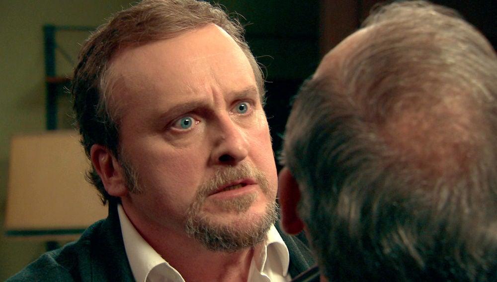 Ortega sospecha que Vázquez le ha traicionado
