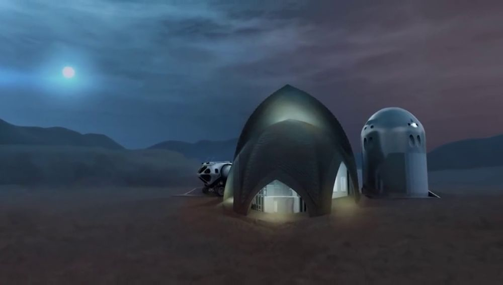 La NASA elige cinco diseños de casas impresas en 3D para habitar Marte