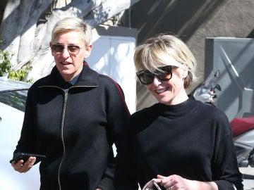 Ellen DeGeneres y su mujer Portia De Rossi