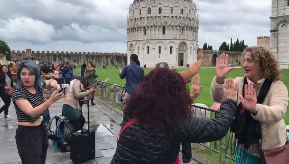 Miles y miles de selfis, pero... todas iguales