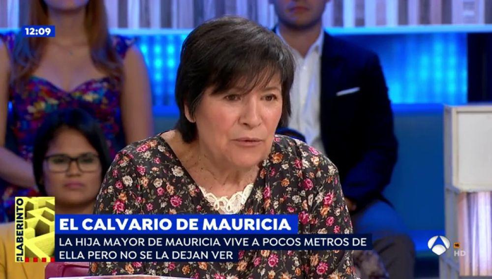 mauricia hija calvario