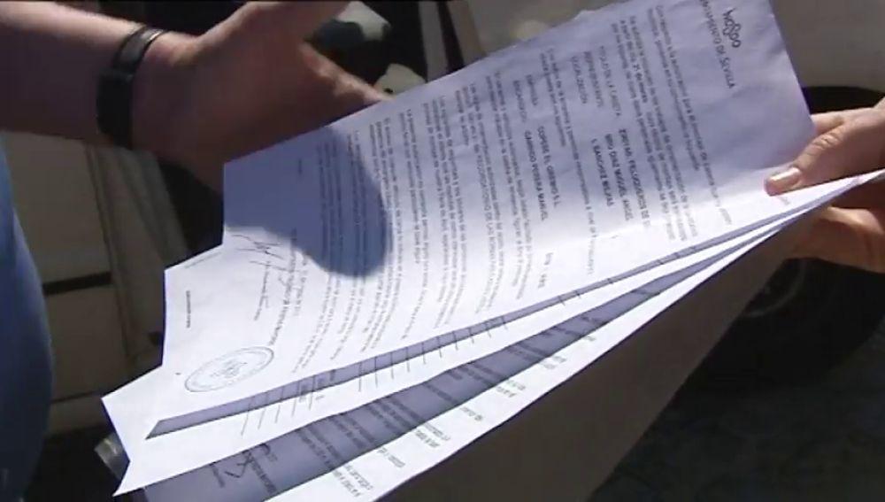 Trabajo envía miles de cartas a las empresas sospechosas de fraude