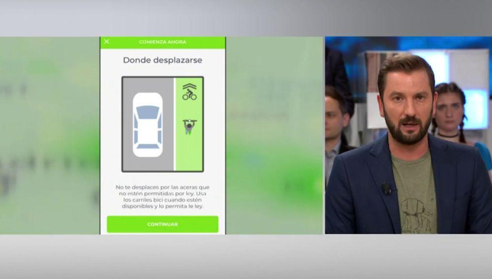 La llegada del patinete eléctrico se presenta como una nueva solución para la contaminación en Madrid