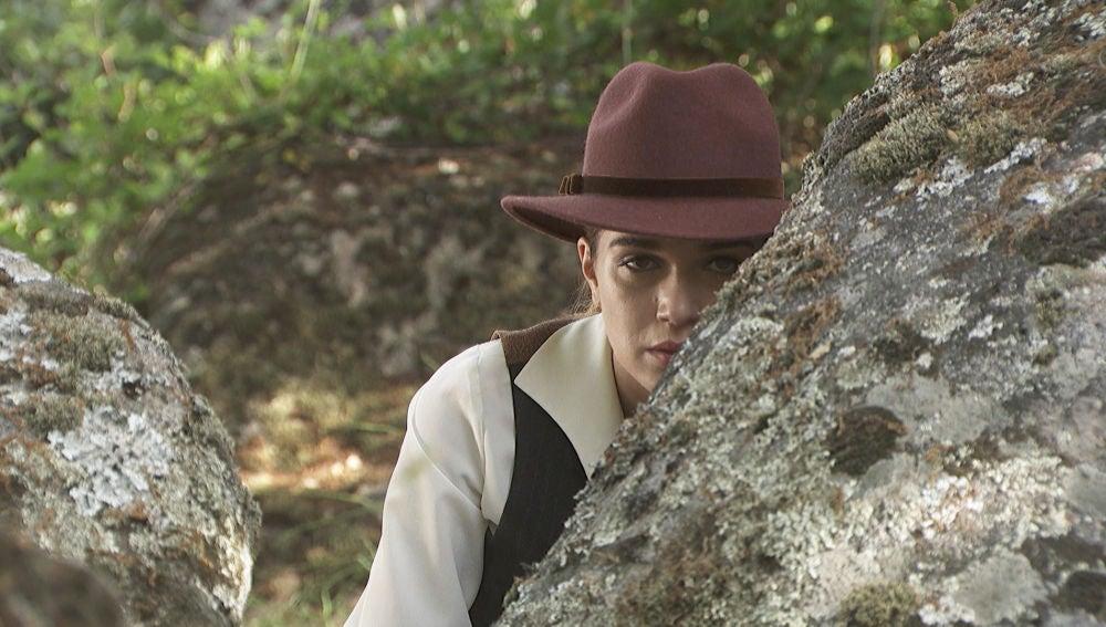 """Julieta: """"Voy a matar a Prudencio con la misma pistola con la que él acabó con la vida de Saúl"""""""