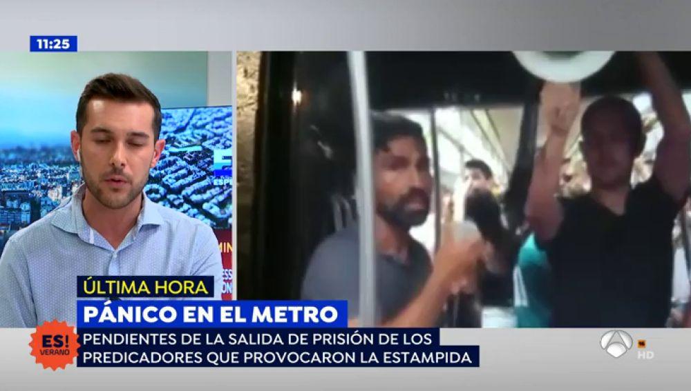Los evangelistas que hicieron cundir el pánico en el metro de Valencia podrán salir de la cárcel
