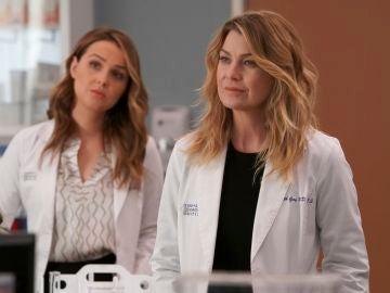 Ellen Pompeo es Meredith Grey en 'Anatomía de Grey'