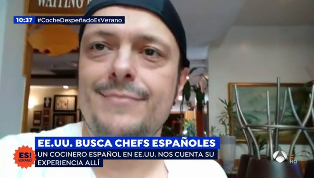 Realizar prácticas como chef en restaurantes estadounidenses es posible gracias a 'Chef Training'